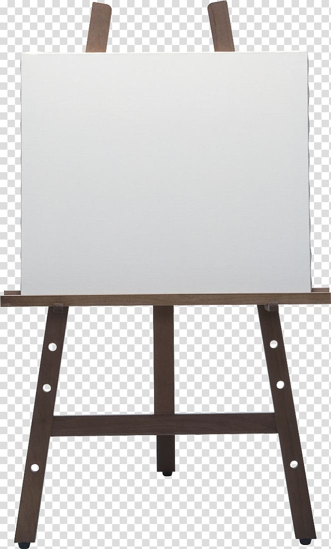Easel Painting , painting transparent background PNG clipart.