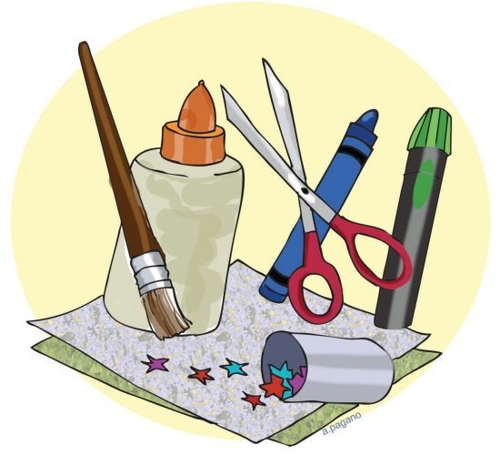 Clipart Arts And Crafts & Clip Art Images #32768.