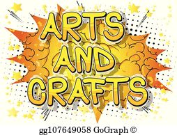 Arts And Crafts Clip Art.