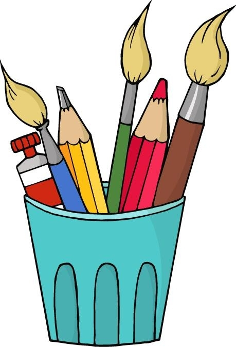 Art And Craft Clipart.