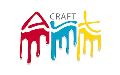 Arts and crafts Logos.