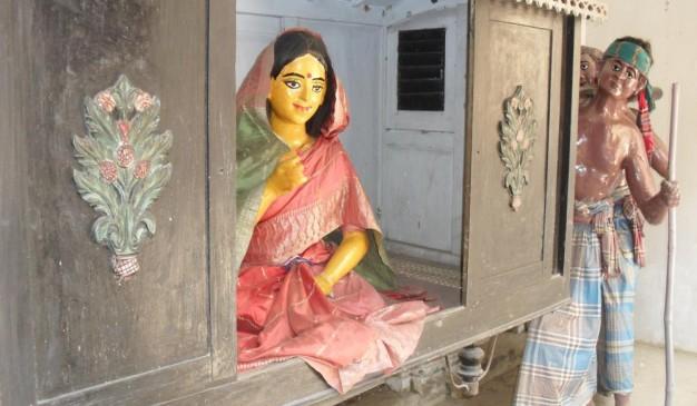 Sonargaon Folk Art and Craft Museum.