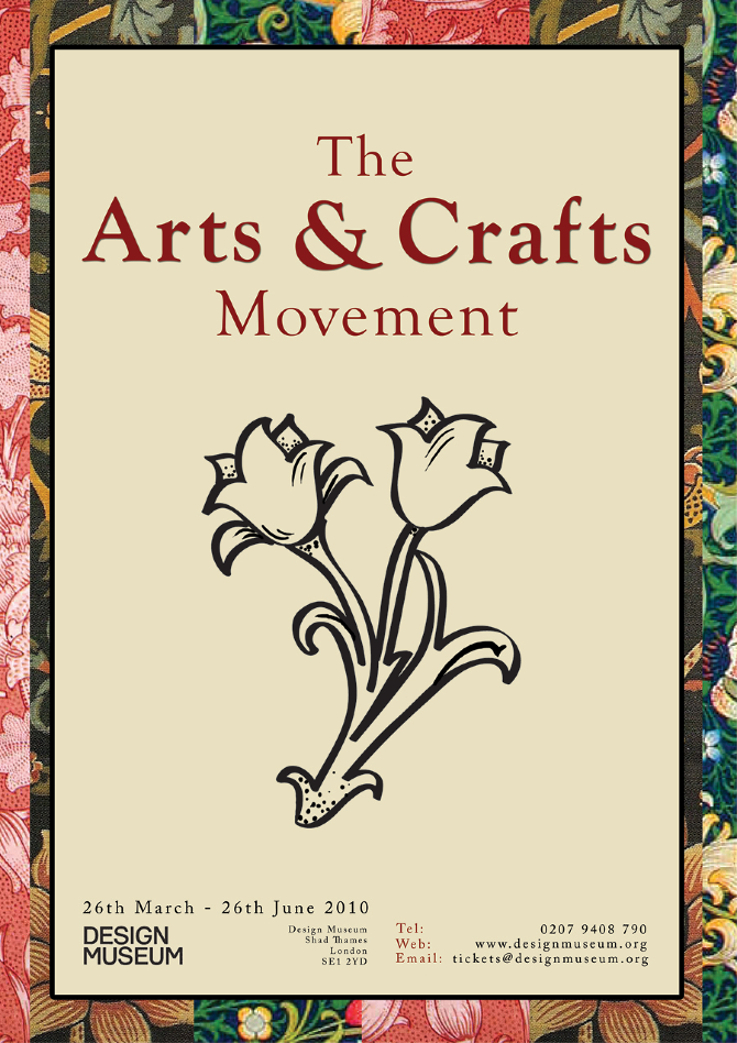 Arts And Crafts Movement Clipart