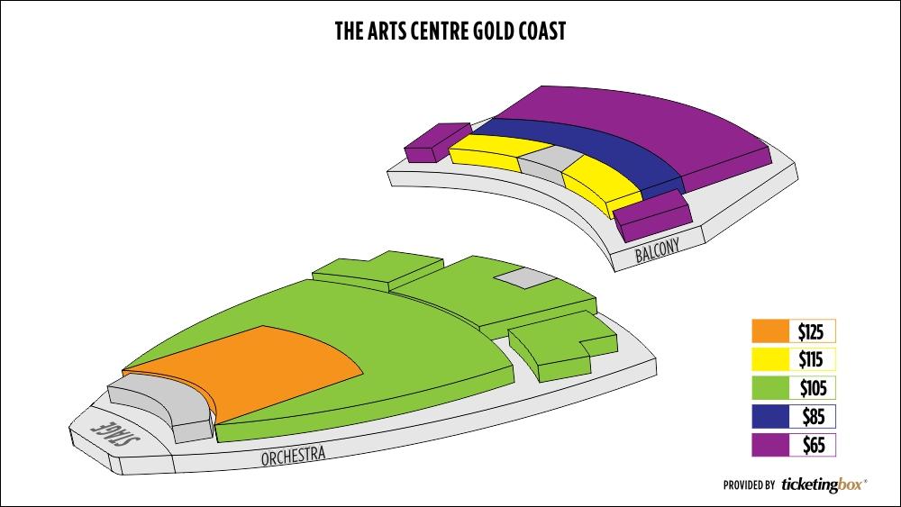 Shen Yun in Gold Coast.