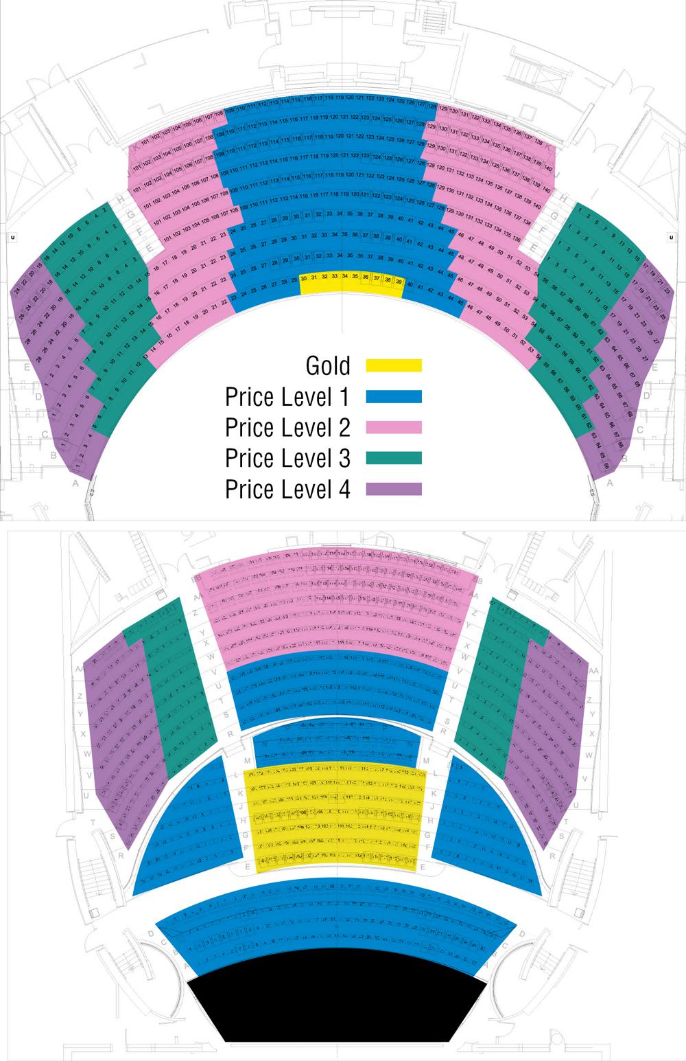 Cobb Energy Performing Arts Centre, Atlanta: Tickets, Schedule.