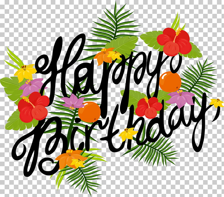 Happy Birthday to You, Happy arts and crafts PNG clipart.