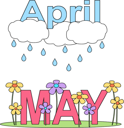 Clip Art Month Of May&Clipart.