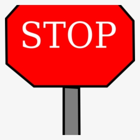 Stop Sign Clip Art PNG Images, Free Transparent Stop Sign.