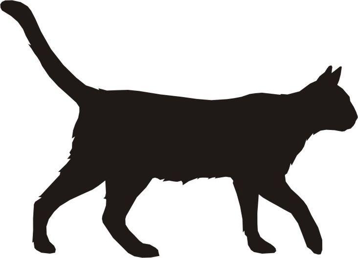 Cat Silhouette\'s.