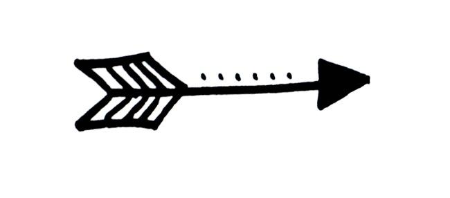 Arrows clipart artsy, Arrows artsy Transparent FREE for.