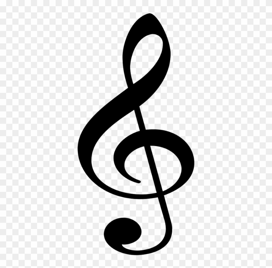 Clef Note Png.