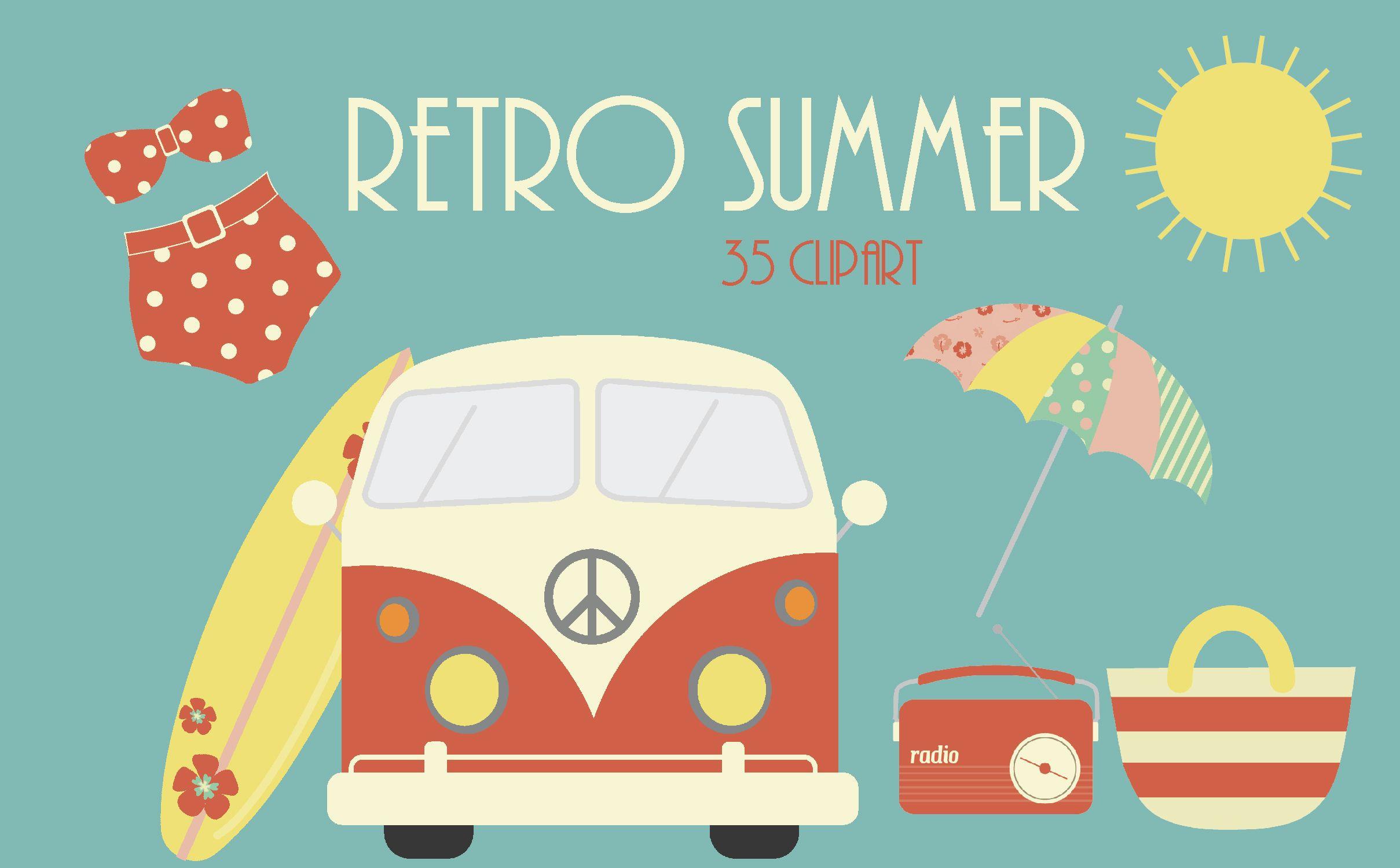 Retro Summer.
