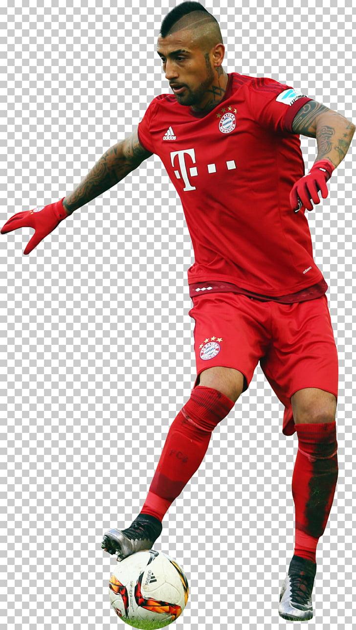 Arturo Vidal FC Bayern Munich Football player Team sport.