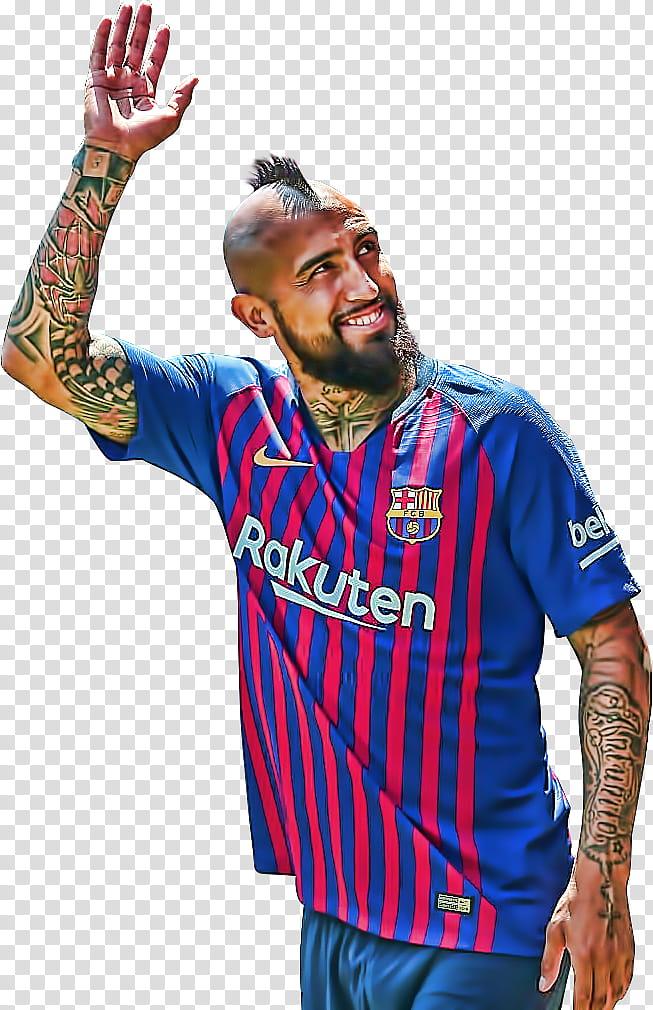 Arturo Vidal Topaz transparent background PNG clipart.
