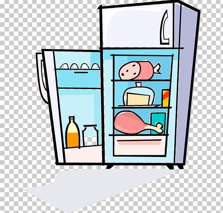 Refrigerator Cartoon PNG, Clipart, Area, Artwork, Cartoon.