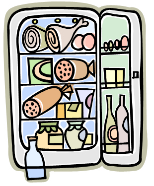 Free Refrigerator Open Cliparts, Download Free Clip Art.