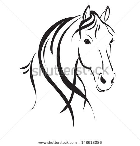 Horse Head Clip Art & Horse Head Clip Art Clip Art Images.