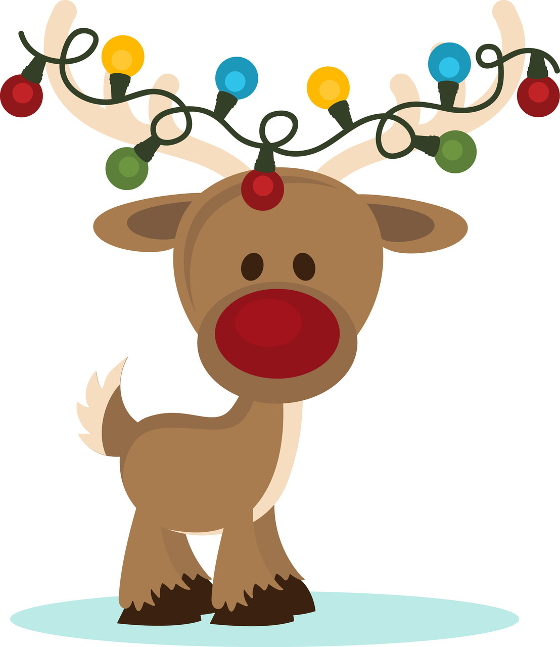 Reindeer Clip Art & Reindeer Clip Art Clip Art Images.
