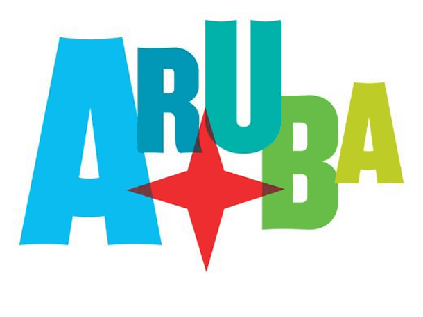 Download Free png Aruba logo.