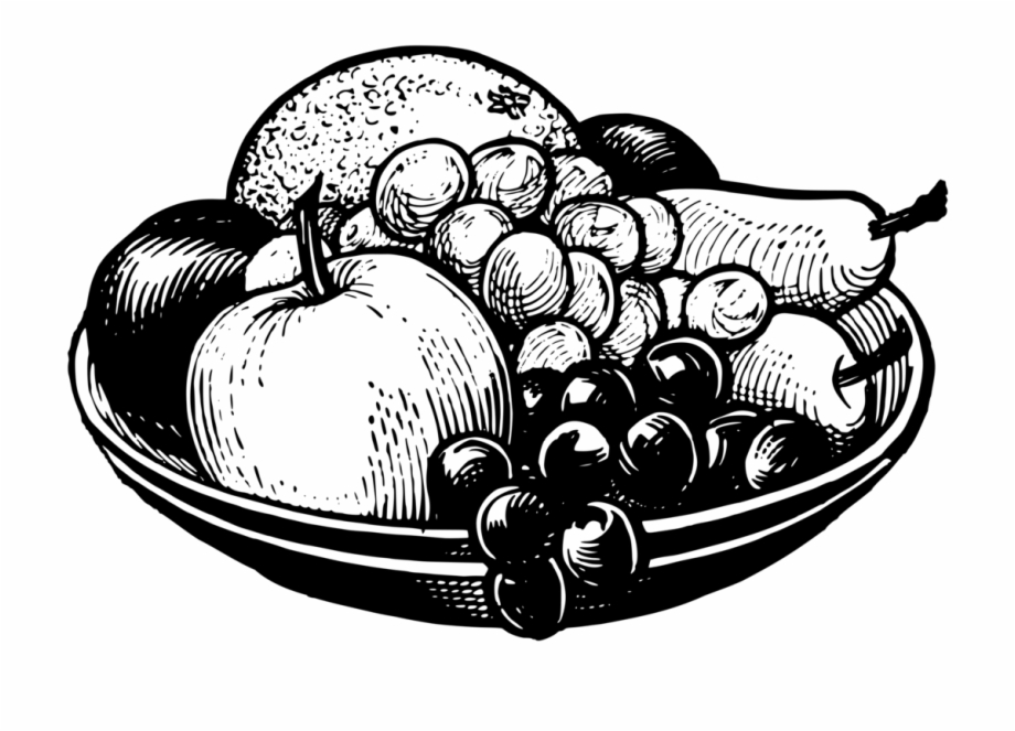 Arugula Salad With Strawberries Illustration.