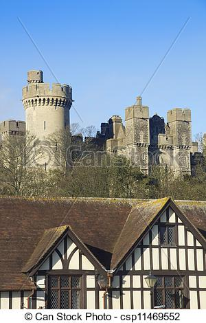 Stock Images of Arundel.