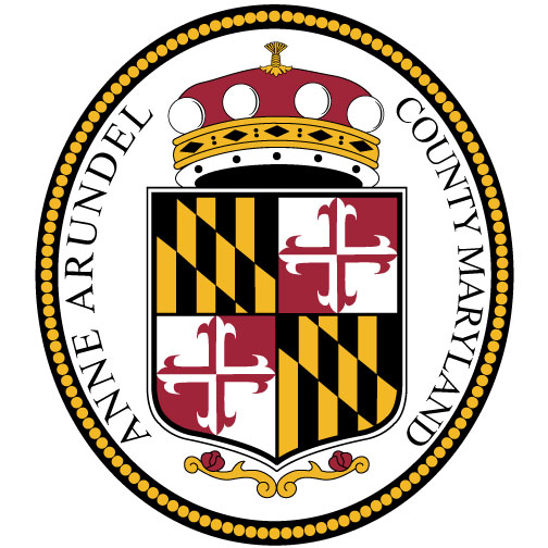 Anne Arundel County Seal.