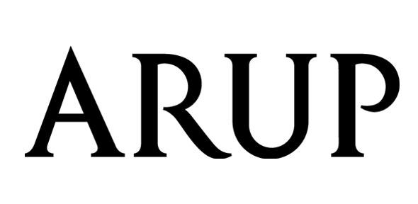 Arup logo.