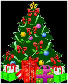 Árvore de Natal em png.