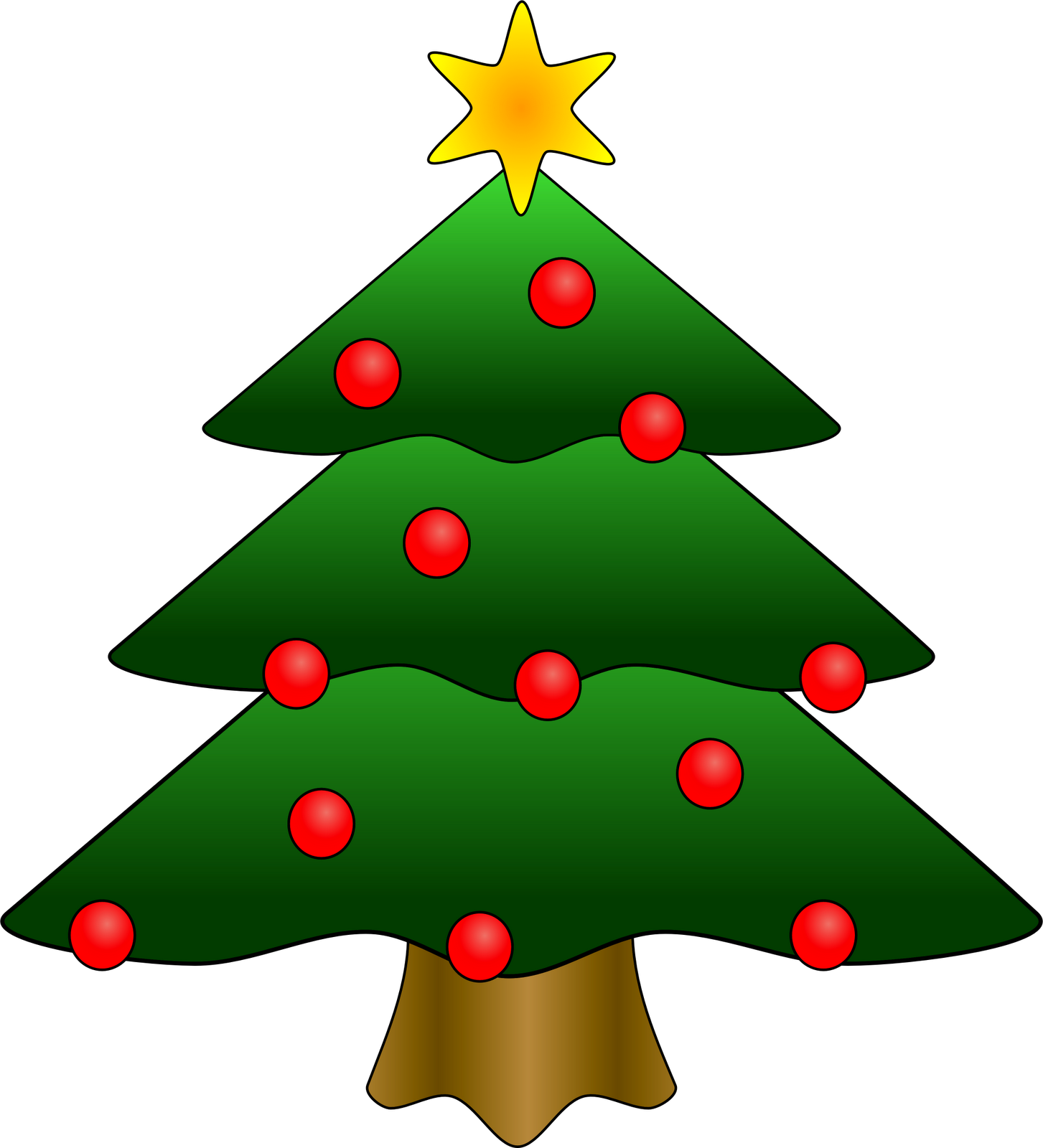 HD Árvore De Natal Png.