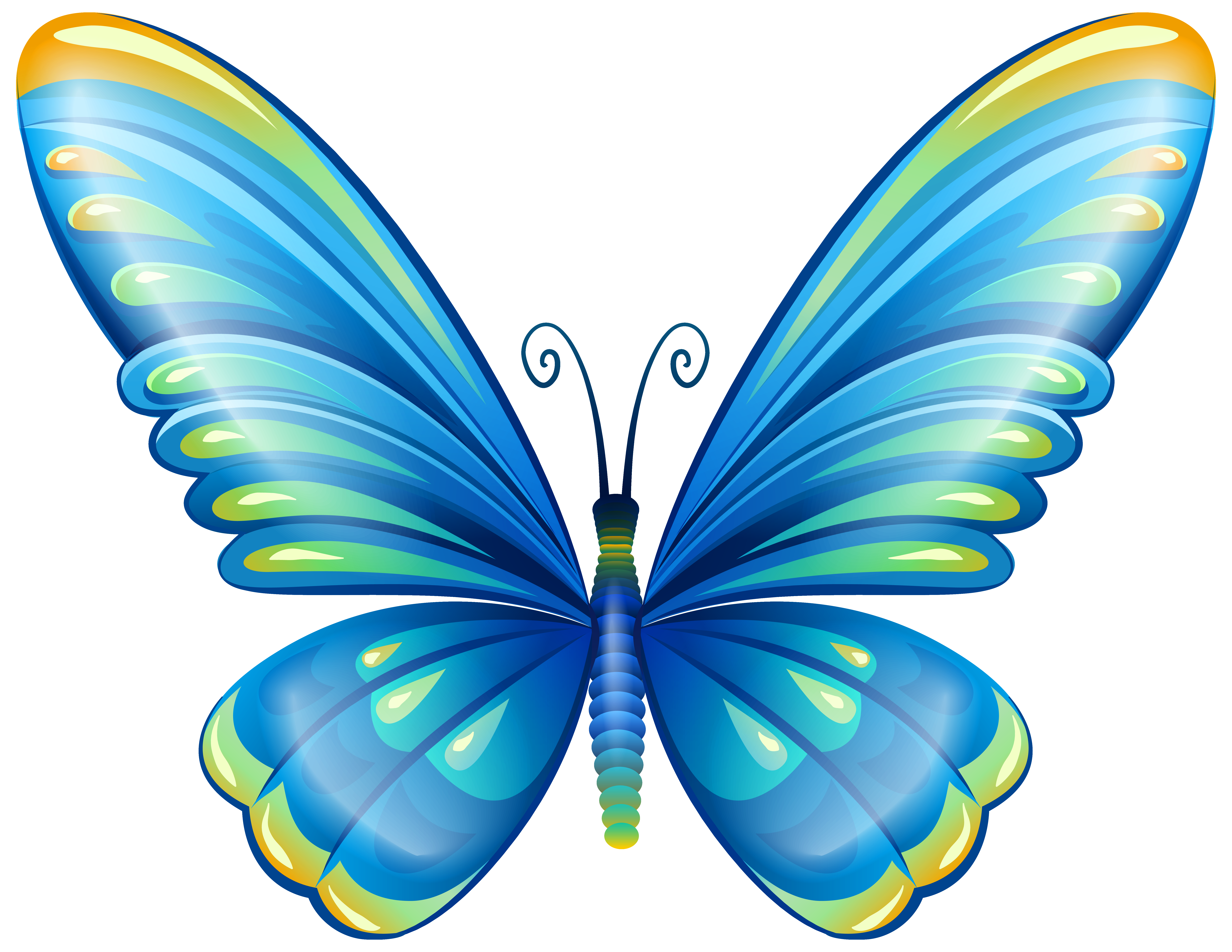 Butterfly cliparts images Transparent pictures on F.
