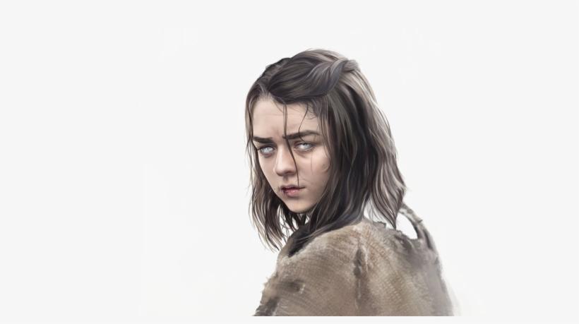 Arya Stark Png Photo.