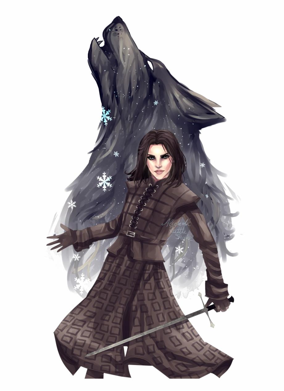 Arya Stark Png Image Background.