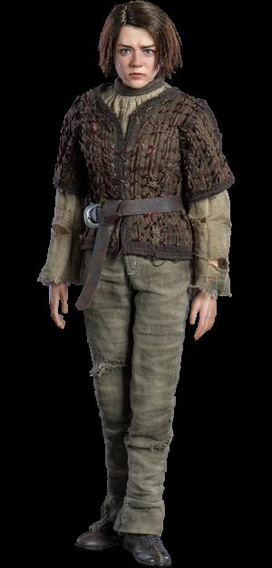 Game of Thrones Arya Stark Sixth Scale Figure by Threezero.