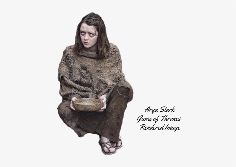 Arya Stark Free Png Image.