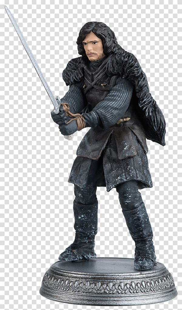 Statue Figurine HBO Aedicula Hero, arya stark transparent.