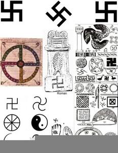 Aryan Symbol.