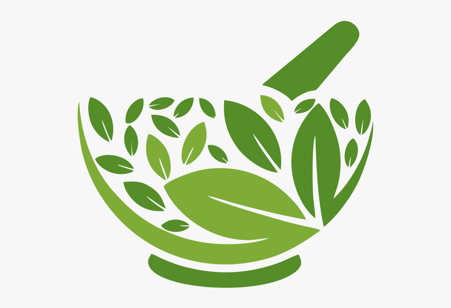 Ayurveda Mixing Bowl Health Symbol.