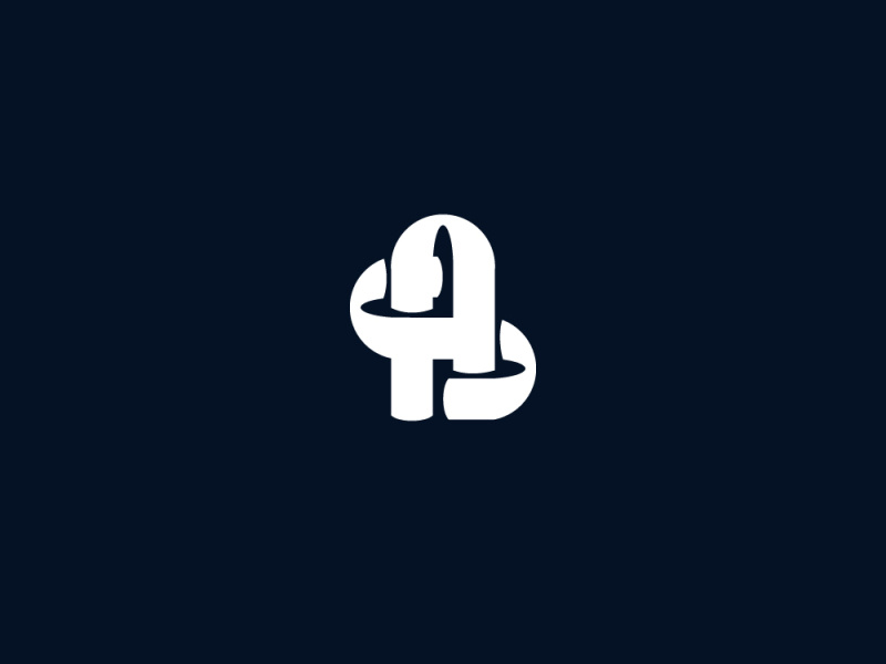 AS logo by LogoHoko on Dribbble.
