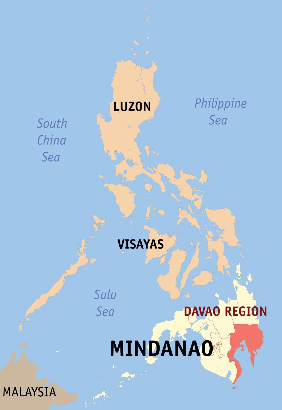 Davao Region.