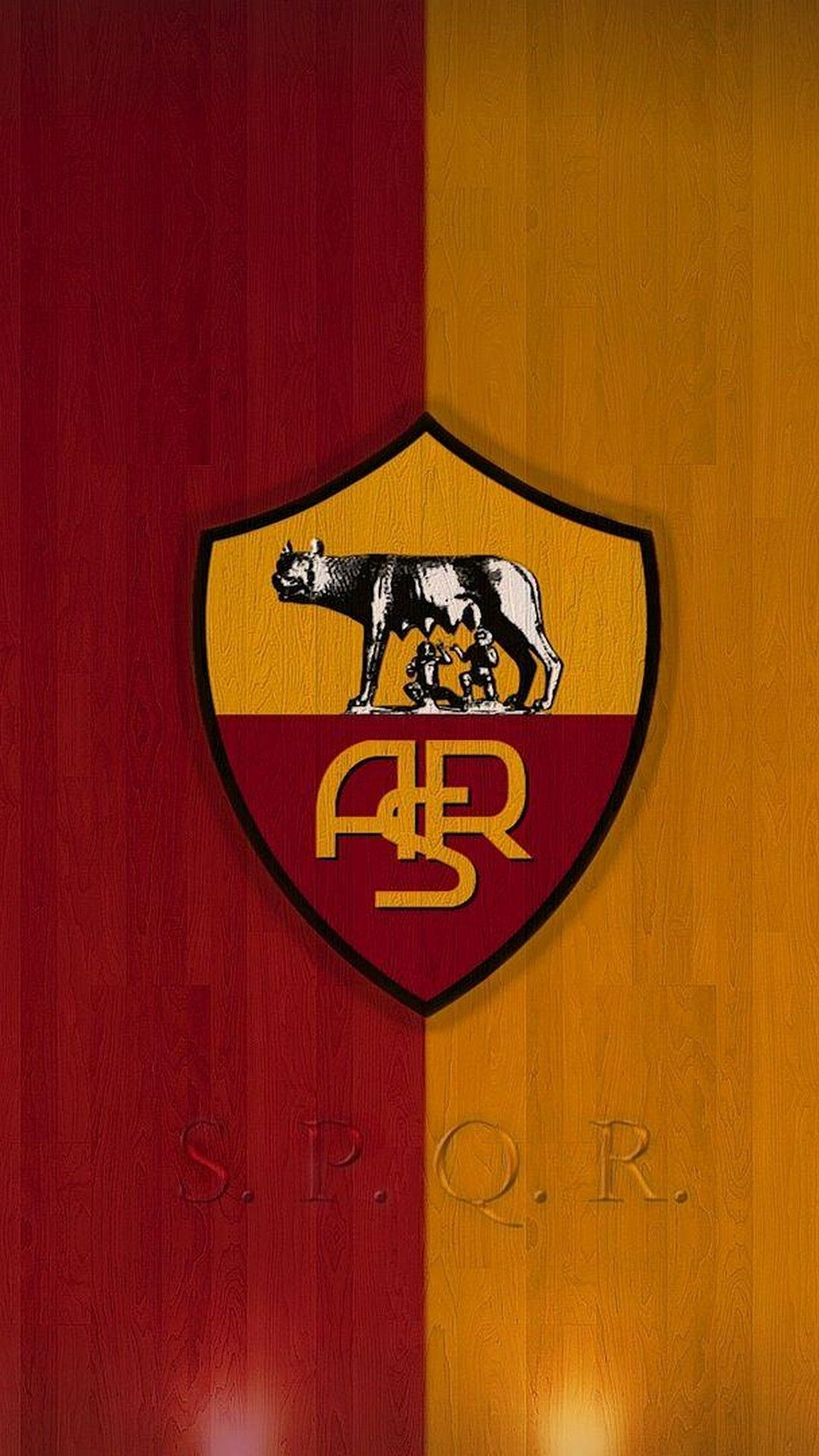 AS Roma iPhone Wallpapers with high.