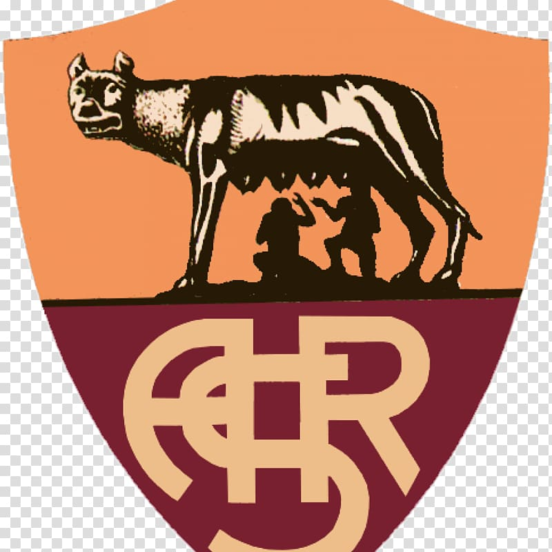 A.S. Roma Coat of arms Stadium of A.S. Rome Football Logo.