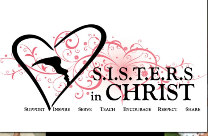 Sisters In Christ Clipart.