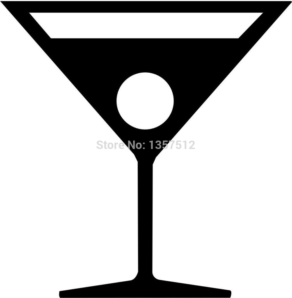 Online Buy Wholesale martini decals from China martini decals.