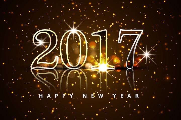 69+ Trending Happy New Year Quotes 2017, Whatsapp Status Images.