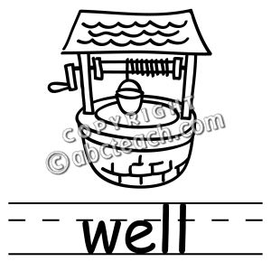 Clipart w words.