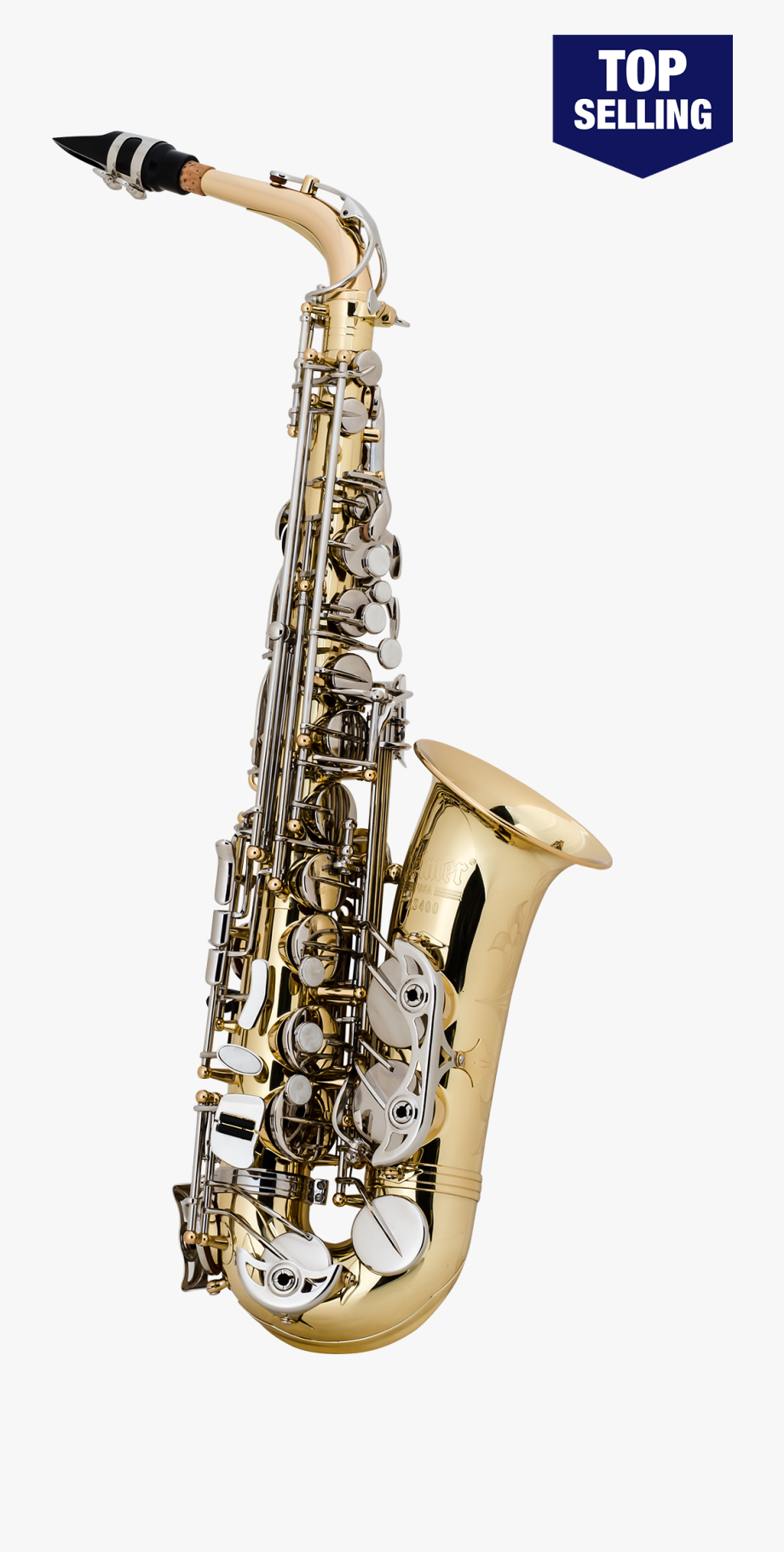 As400 Alto Student Saxophone.