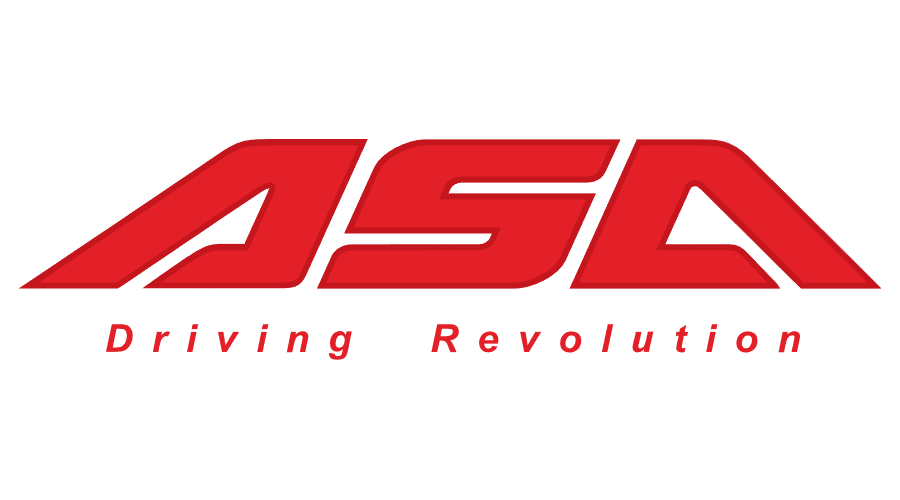 ASA Driving Revolution Vector Logo.