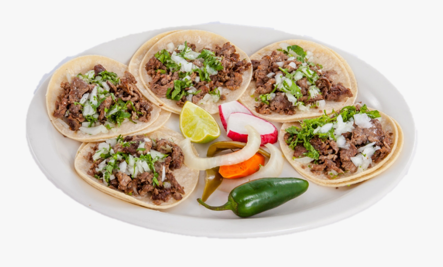 Tacos Carne Asada Png , Free Transparent Clipart.