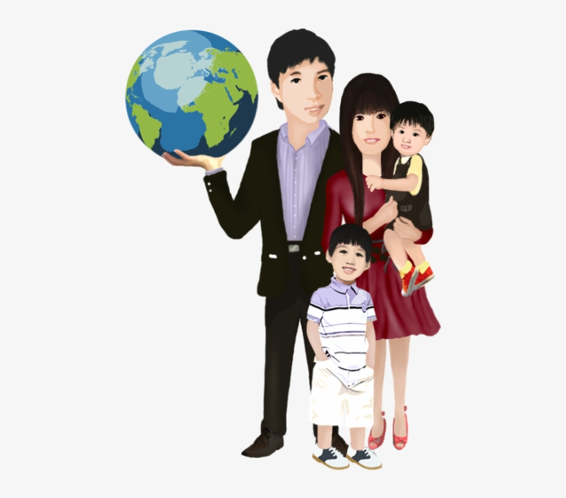 Pin Asian Family Clipart.