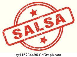 Salsa Clip Art.